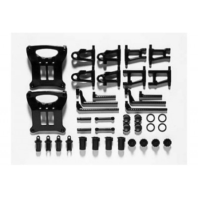 Tamiya B-Parts for TT-01 (Sus. Arms, Body Mounts)