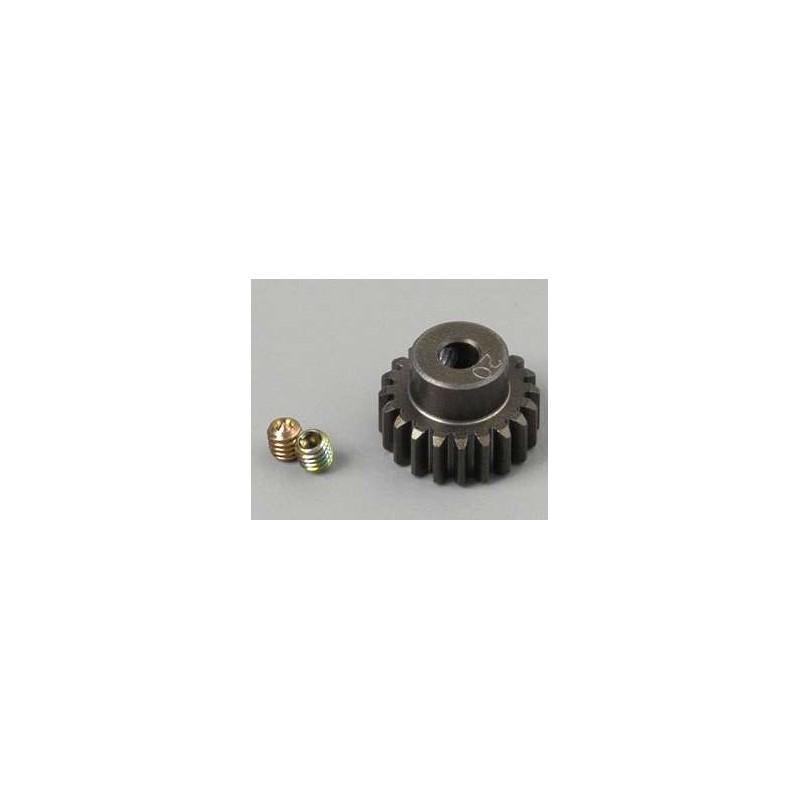 Tamiya 06 Module Hard Fluorine Coated Aluminum Pinion Gear - 20T