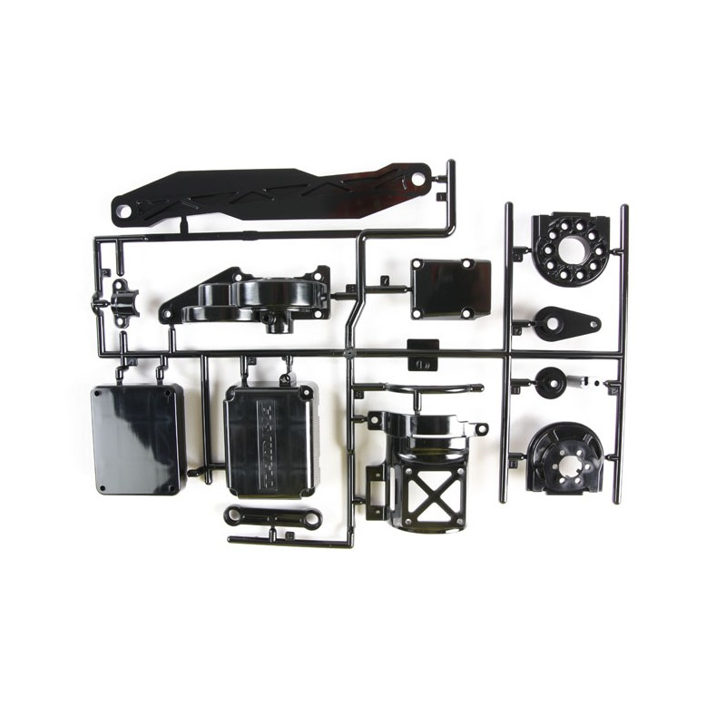 Tamiya D-parts for TT-02 (Motor Mount)
