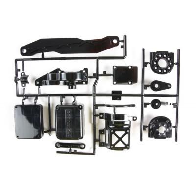 Tamiya D-parts for TT-02 (Motor Mount)