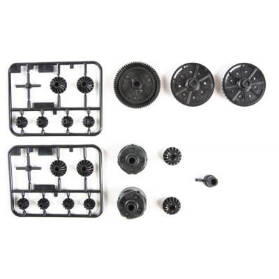 Tamiya G-Parts for TT-02 (Gear, Diff Case)
