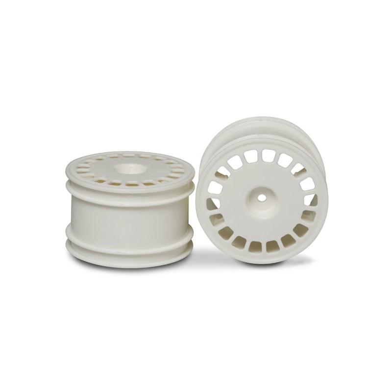 Tamiya Large Dish Wheels (Rear, 2 pcs) 62/35mm