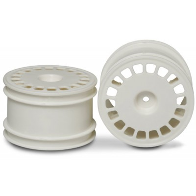 Tamiya Large Dish Wheels (Rear, 2 pcs) 62/35mm