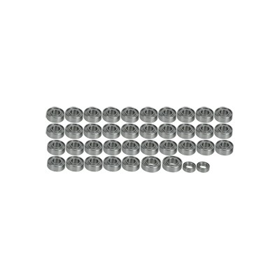 Ball Bearing Set for High-Lift (Rubber Seal)