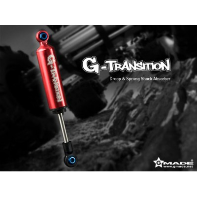 Gmade G-Transition Shocks 80mm (Red, 4 pcs)