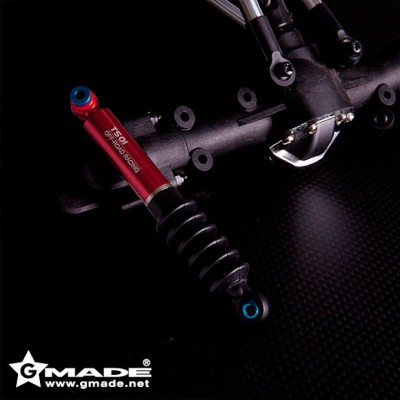 Gmade TS01 Scale Shocks 90mm (Red, 4 pcs)