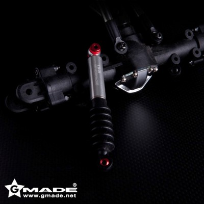 Gmade TS01 Scale Shocks 90mm (Silver, 4 pcs)