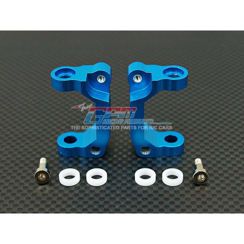 GPM Alloy Front C-Hub (2 pcs) for СС-01