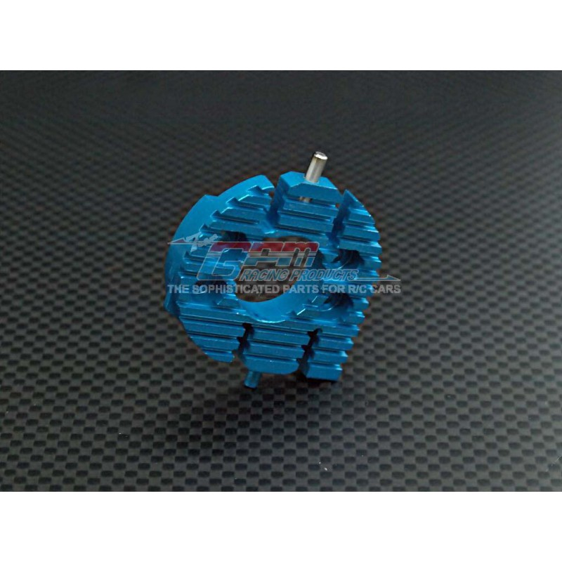 GPM Alloy Motor Plate w/ Heatsink for CC-01