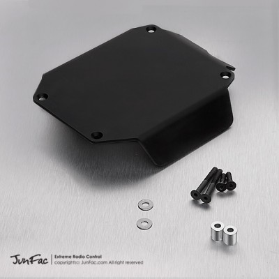 JunFac Center Skid Plate Kit for CC-01