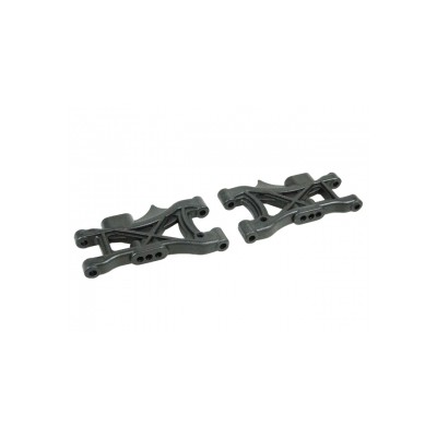 3Racing Rear Suspension Arms for Sakura D3