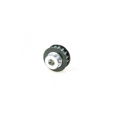 3Racing Aluminum Center Pulley Gear T16 for Sakura D3