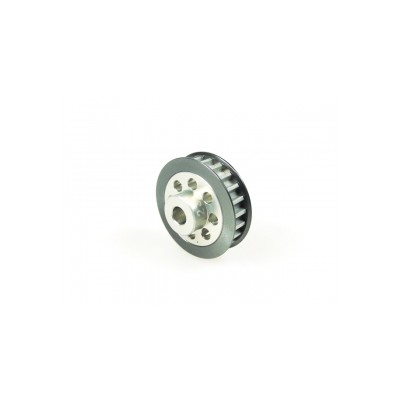 3Racing Aluminum Center Pulley Gear T23 for Sakura D3