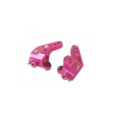 3Racing Aluminum Knuckle Arms for Sakura D3