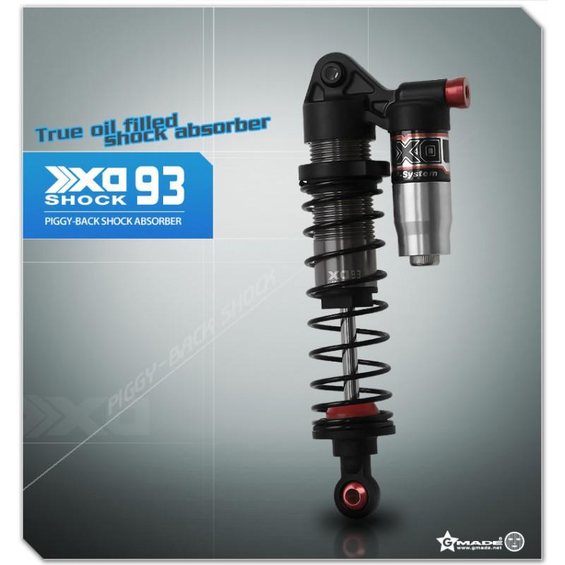 Gmade XD Piggyback Shock 93mm (2 pcs)
