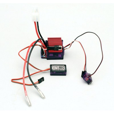 RC4WD Outcry Crawler ESC w/ TurboBEC
