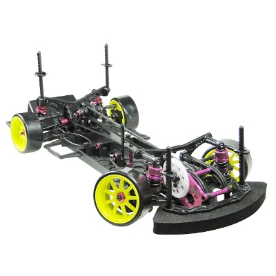 3Racing Sakura D3 CS Sport 1/10 Drift Car - Assembled Version