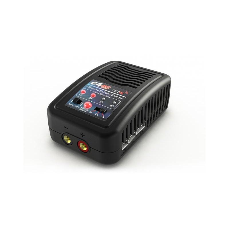SkyRC E4 LiPo/LiFe Charger w/ TRX Plug