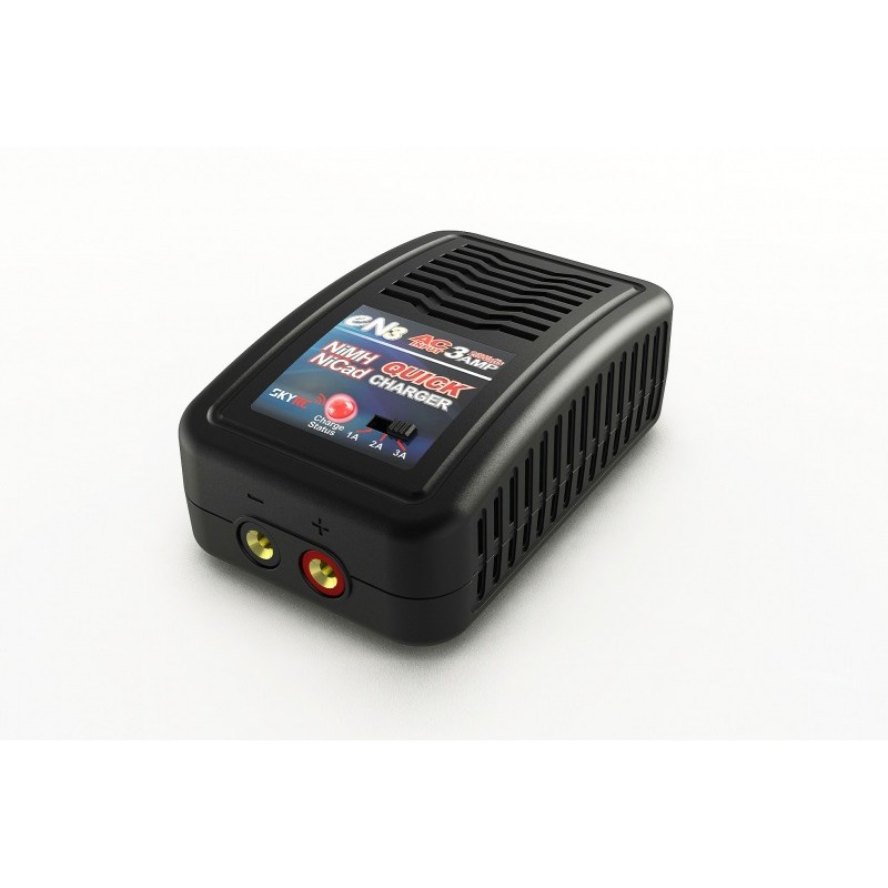 SkyRC EN3 NiMH/NiCd Charger w/ TRX Plug