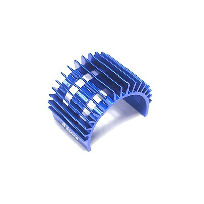 3Racing Aluminum Motor Heat Sink for 540 Motor (Fan-Shaped)