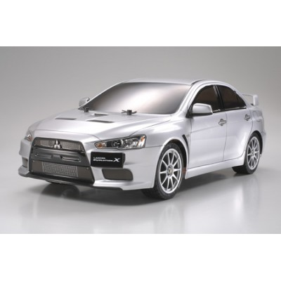 Tamiya Mitsubishi Lancer Evolution X Body