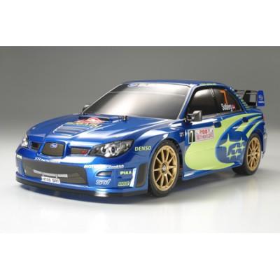 Tamiya Subaru Impreza WRC Monte Carlo 2007 Body