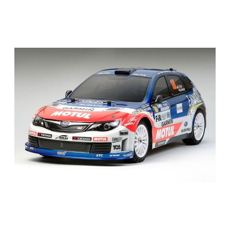 Tamiya Subaru Impreza WRX Team Arai Body