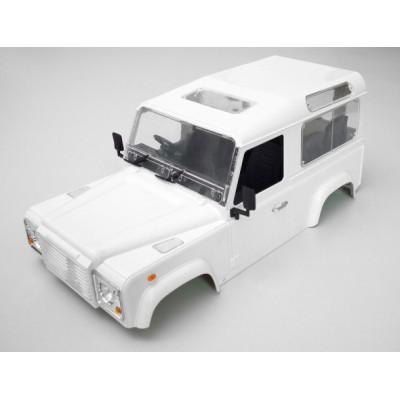 RC4WD 1/10 Land Rover Defender D90 Hard Plastic Body Kit