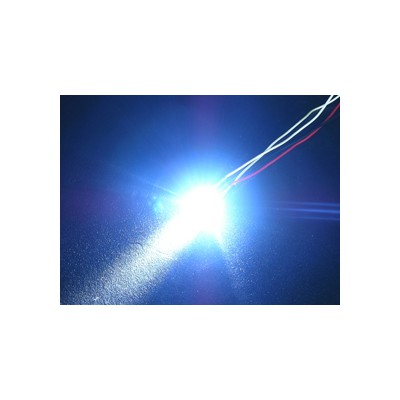3Racing Normal LED Light - 5mm, Blue