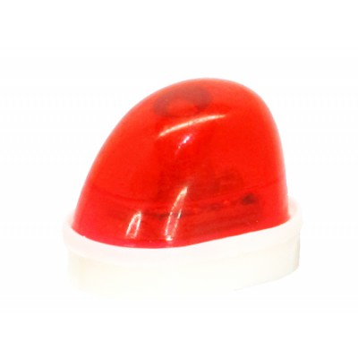 Topcad Roof Emergency Vehicle Single Eye (Red)