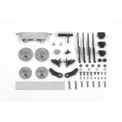 Tamiya 1/10 Touring Car Body Accessory Parts Set