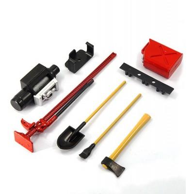 Yeah Racing 1/10 RC Rock Crawler Accessory Tool Set