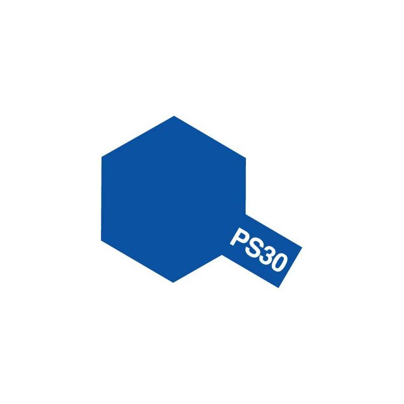 Tamiya Polycarbonate Spray (Brilliant Blue) - PS-30