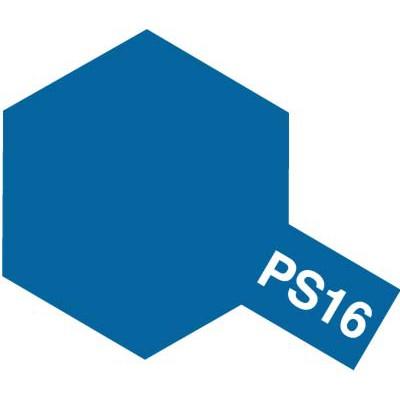 Tamiya Polycarbonate Spray (Metallic Blue) - PS-16