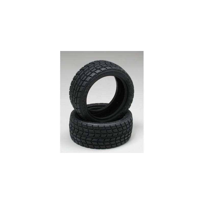 Tamiya Celica Racing Radial Tires (2 pcs) 26mm