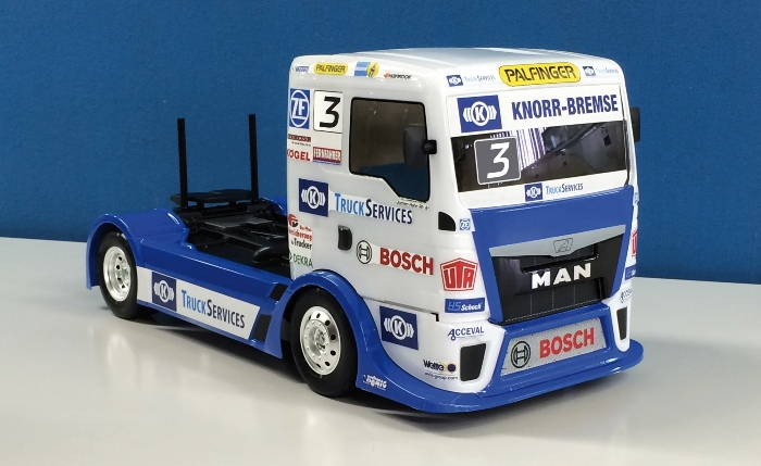 58632 1/14 Racing Truck Team Hahn Racing (TT-01E)