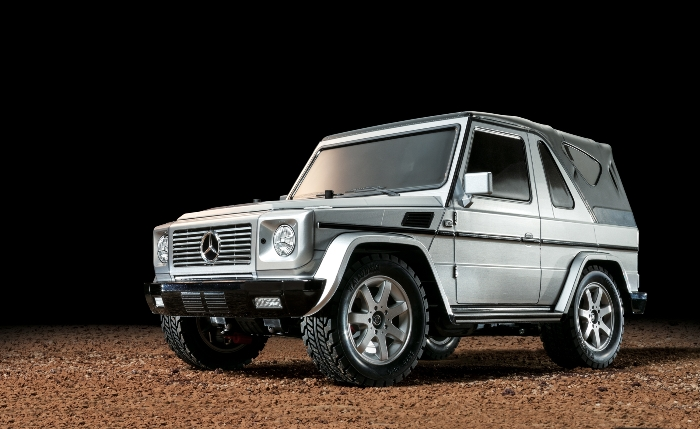 58629 1/10 Mercedes-Benz G 320 Cabrio (MF-01X)