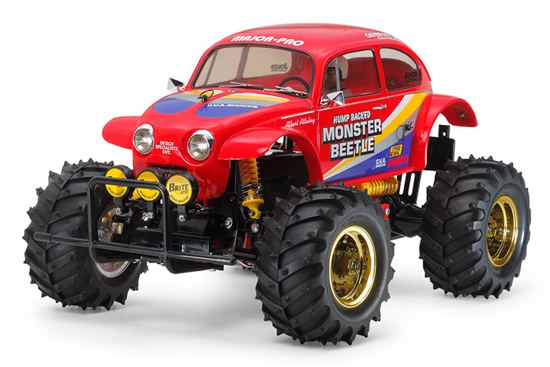Tamiya 58618 1/10 Monster Beetle (2015)